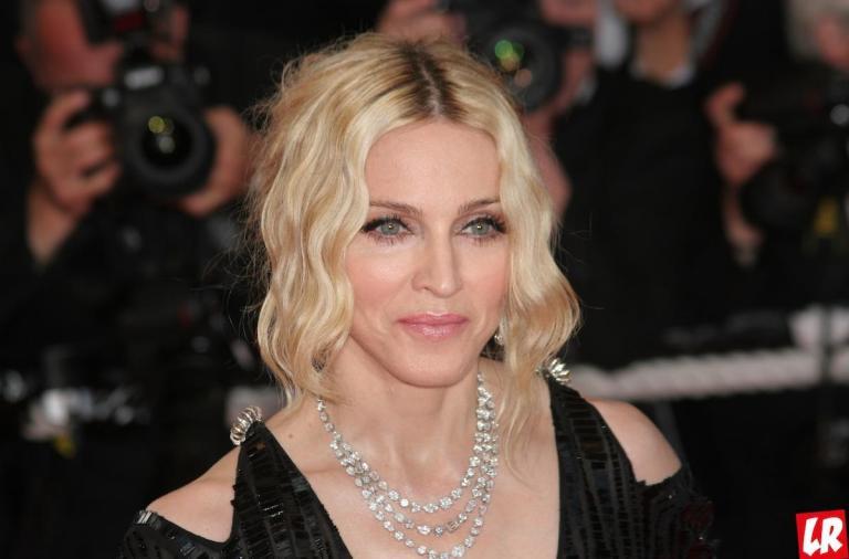 Мадонна, певица, портрет
