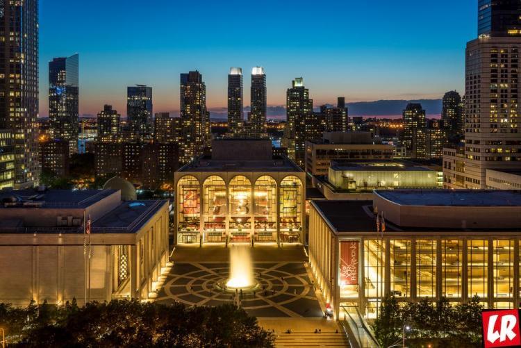 Линкольн-центр, Нью-Йорк, Метрополитен опера