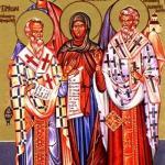 фишки дня, апостолы от 70-ти Прохора Никанора Тимона Пармена диаконов