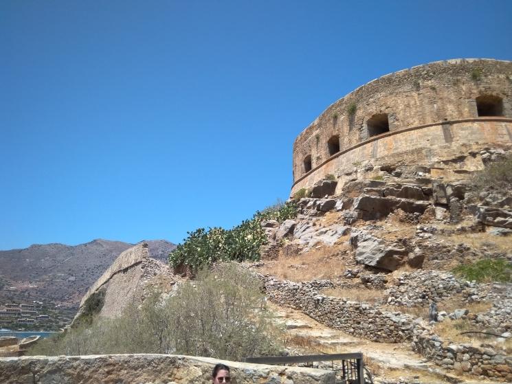 остров Спиналонга, развлечения на Крите, экскурсии на Крите