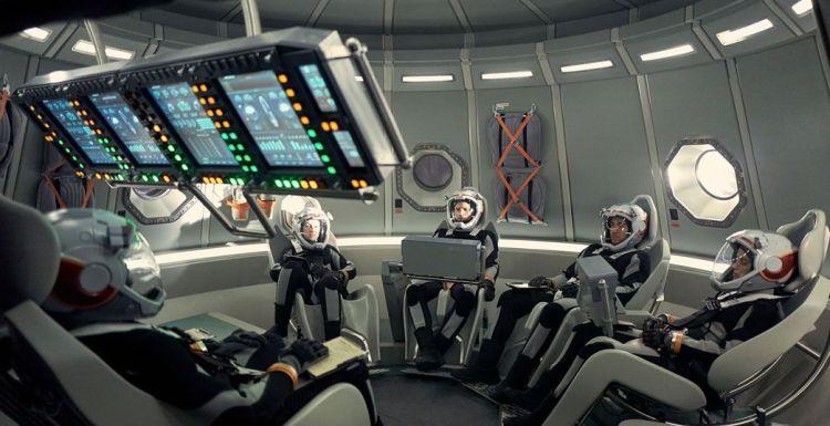 Сериалы ноября 2018, Марс, кадр из фильма