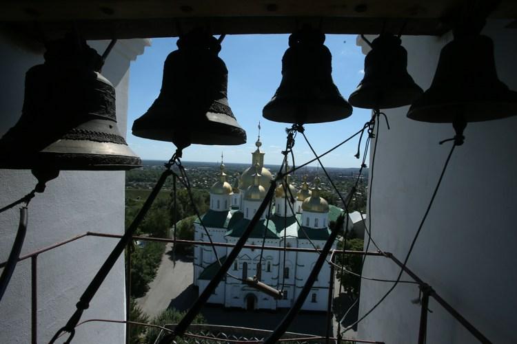 Полтавский монастырь, спецпроект Тайны монастырей, колокола