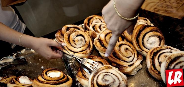 фишки дня - 4 октября, День булочек с корицей Швеция