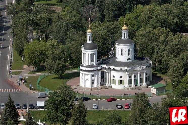 фишки дня - 14 октября, церковь Влахернской Богоматери, Покров Пресвятой Богородицы
