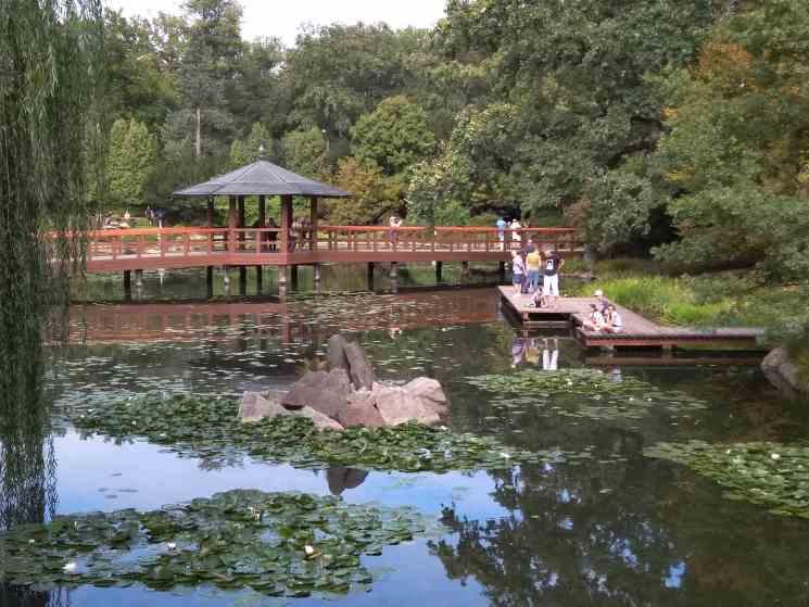 Вроцлав, Японский сад Вроцлав