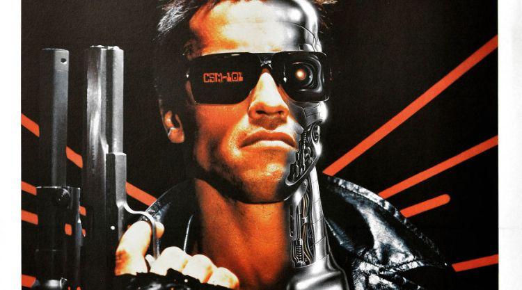 терминатор, кадр из фильма