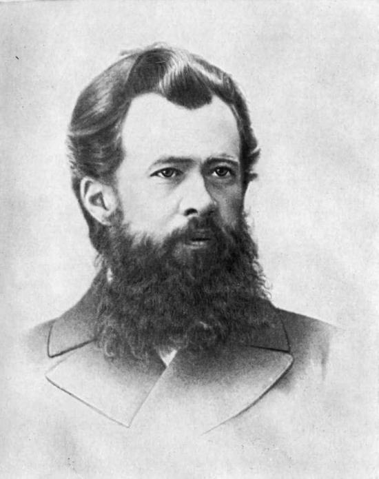 Обручев, Земля Санникова, портрет, ученый