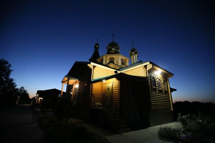 полтавские монастыри, Горбаневский женский монастырь