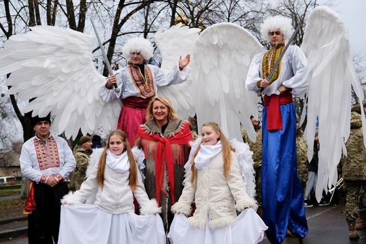 фестиваль Святого Николая Чигирин