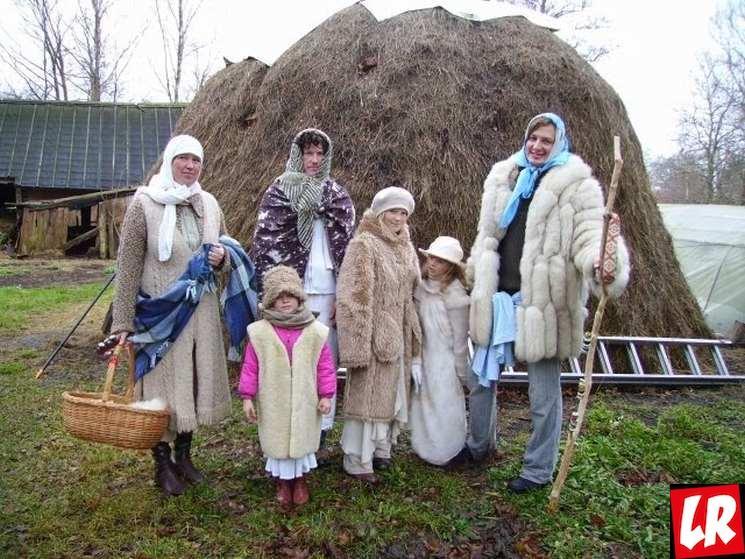 фишки дня - 25 ноября, Кадрин день Эстония