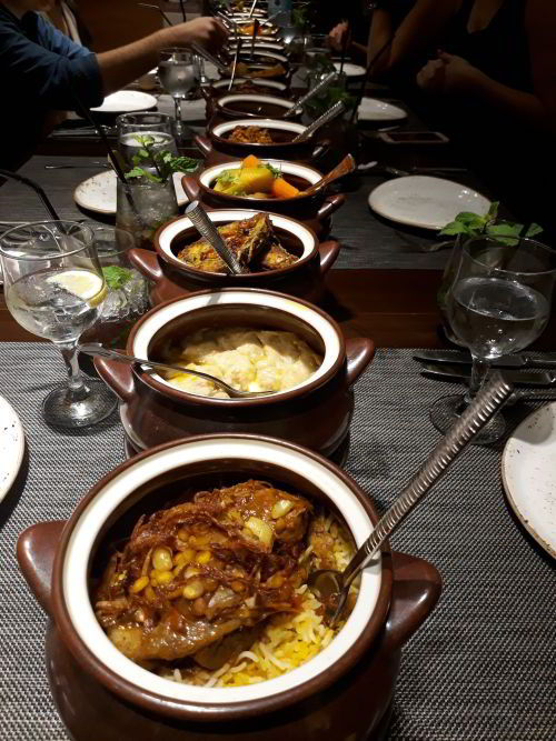 Дубай, туризм, традиции, еда