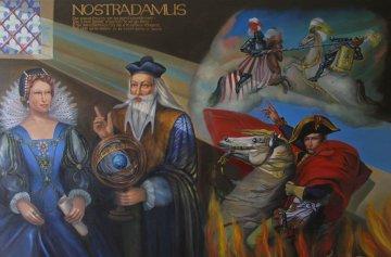 Нострадамус, биография, Пророчества