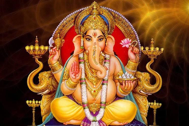 фишки дня - 21 декабря, бог Ганеша, Панча Ганапати