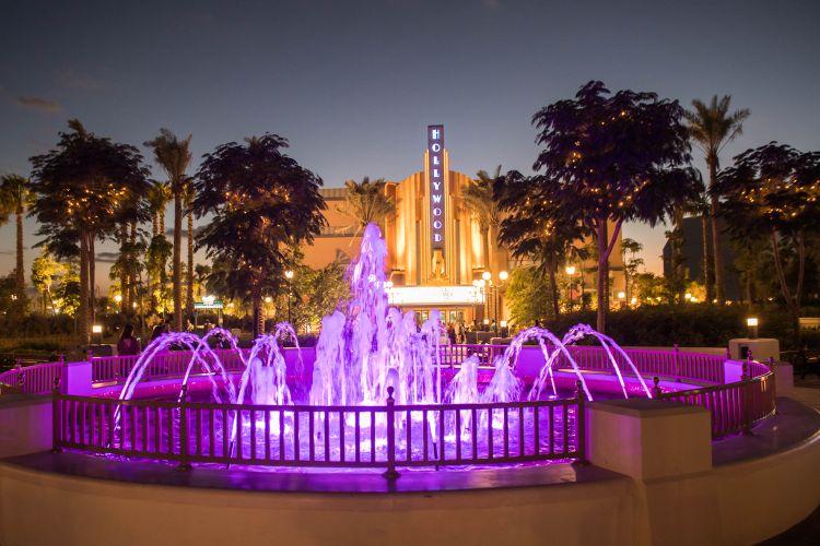 Дубай, туризм, Motiongate, парк развлечений, американские горки