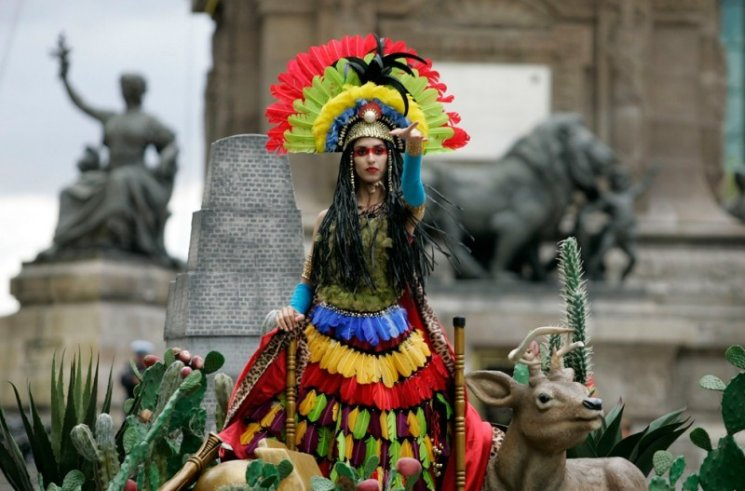 фишки дня - 8 декабря, фестиваль богини Ишчел, богиня Ишчел, боги майя