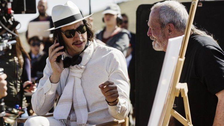 Человек который убил Дон Кихота, кадр из фильма