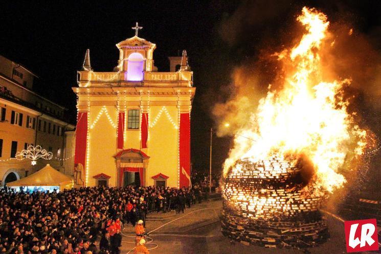 фишки дня - 17 января, день святого Антонио Италия, Фокара