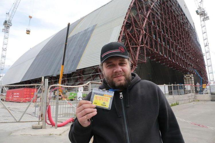 Украинские фильмы 2019, фильм Люксембург, Чернобыль