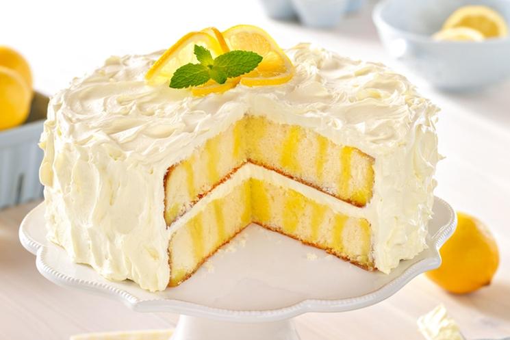 фишки дня - 29 марта, день лимонного шифонового торта