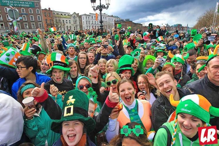фишки дня - 17 марта, день святого Патрика, праздники Ирландии