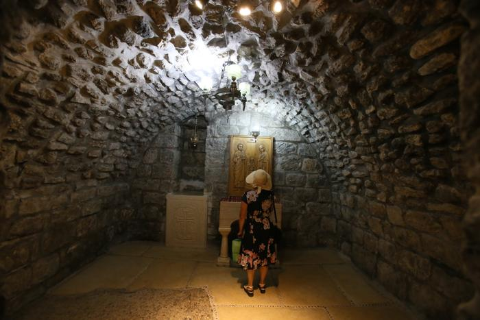 Благовещение, Дом Иоакима и Анны в Иерусалиме