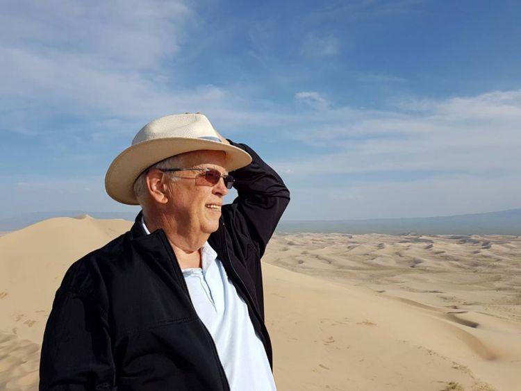 Чарли Чаплин, сын, интервью, Одесса, Юджин Чаплин, пустыня