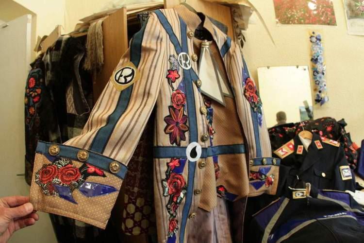 Фигаро, костюмы, мастерские, Национальная опера Украины, Севильский цирюльник