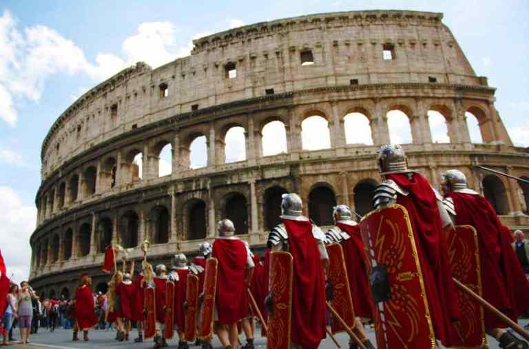 фишки дня, день Рима
