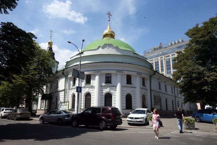 Киев, монастырь, святые Киева