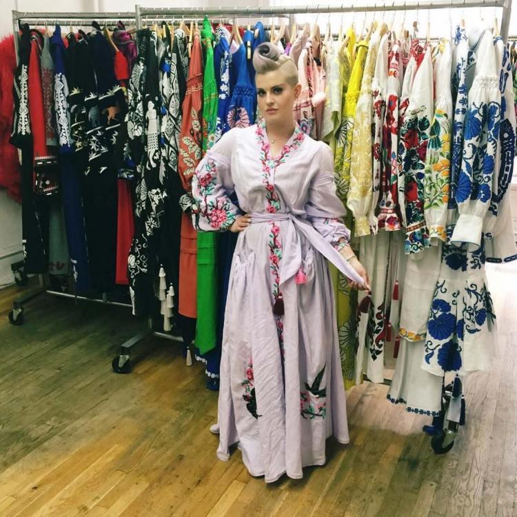 вышиванки, коллекция, что носить, 2019, мода