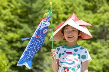 фишки дня, день детей Япония