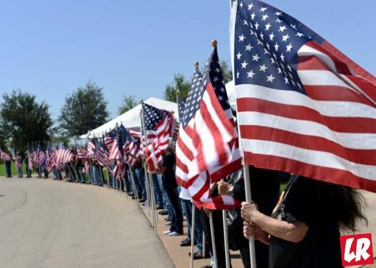 фишки дня - 14 июня, День флага США