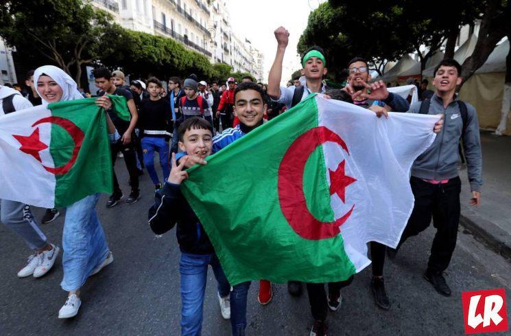 фишки дня - 5 июля, день независимости Алжира