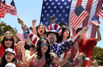 фишки дня, день независимости США