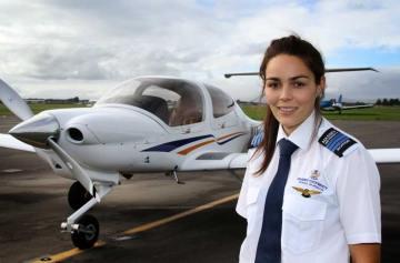 пилотесса, как стать пилотессой