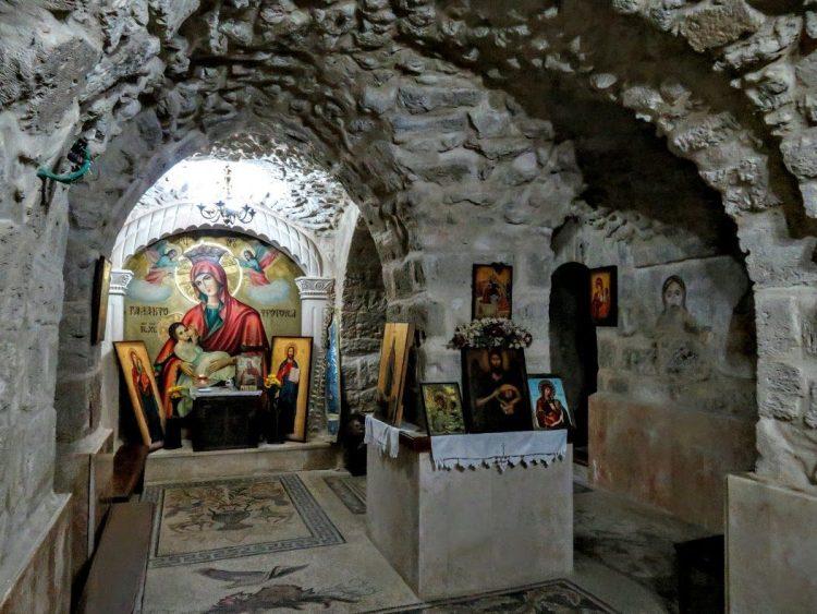 монастырь герасима иорданского, Редкие иконы Богородицы