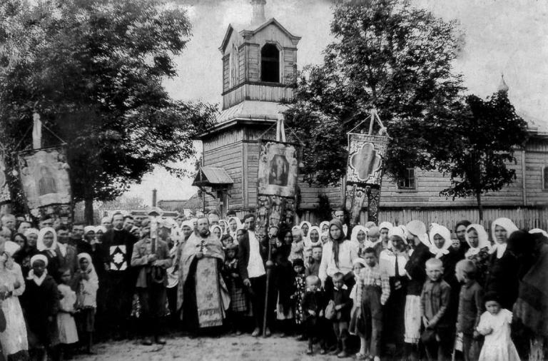 Супрасльский монастырь, тайны монастырей, Польша 1938