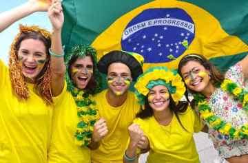 фишки дня, день независимости Бразилии