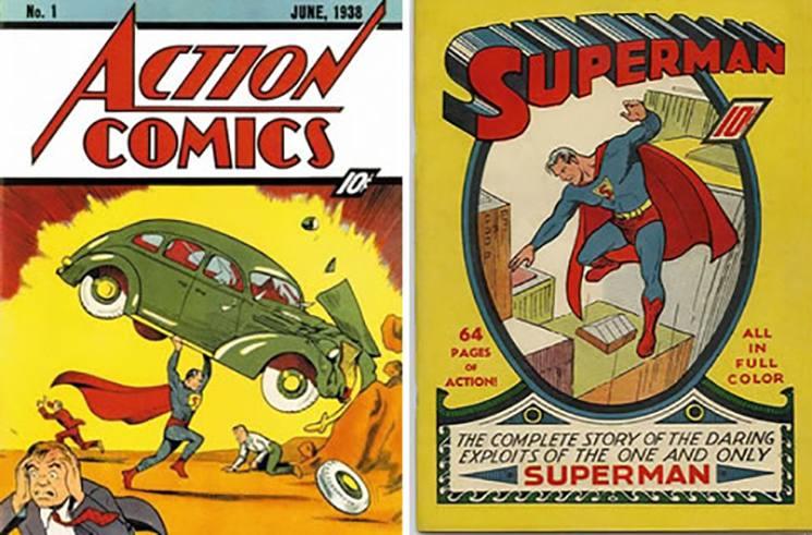 фишки дня - 25 сентября, День комиксов