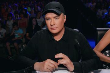 Андрей Данилко, интервью, liferead, Сердючка, X-фактор, телеканал СТБ, фото, анфас