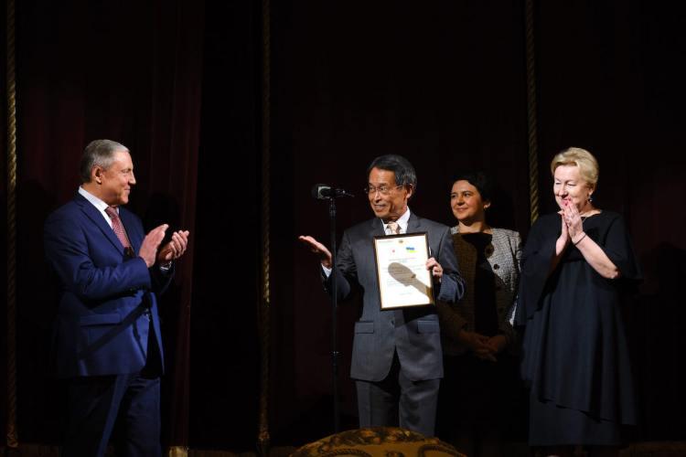 новости киева, национальная опера украины, кусаноне, опера, фауст, Япония