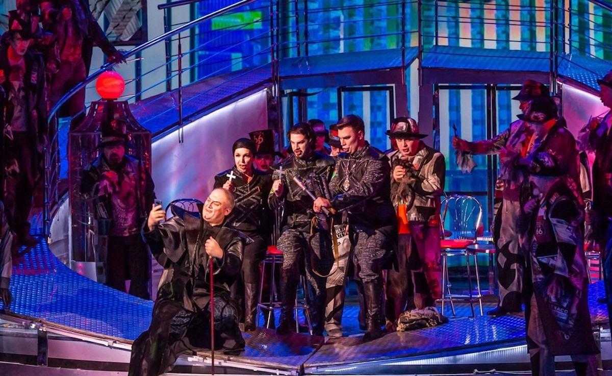 """""""Данте"""", """"Богема"""" и """"Фауст"""" – что посмотреть в Национальной Опере"""