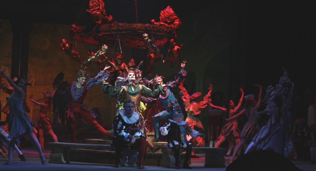 Национальная опера в феврале - афиша и советы - LifeГид