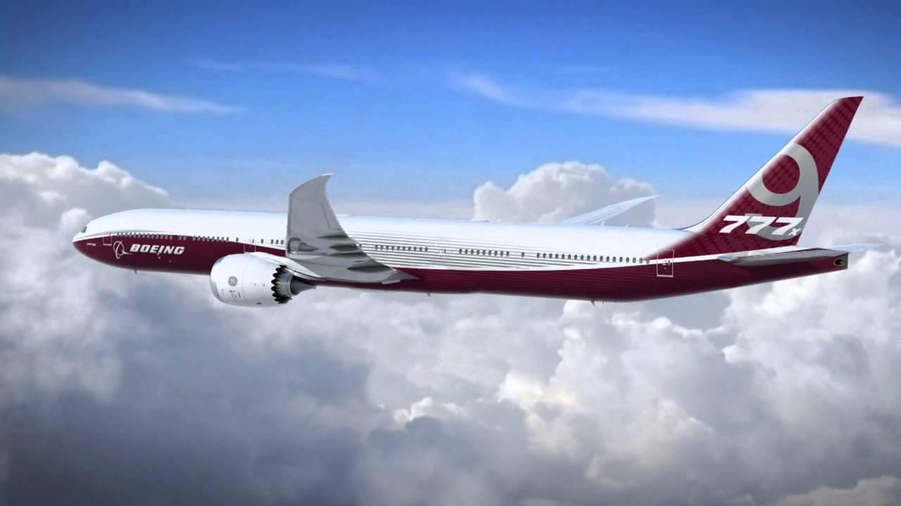 Полетел новый Boeing 777X, созданный вместе с украинцами