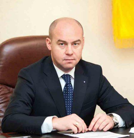 мэр Сергей НАДАЛ Городской голова Тернополя