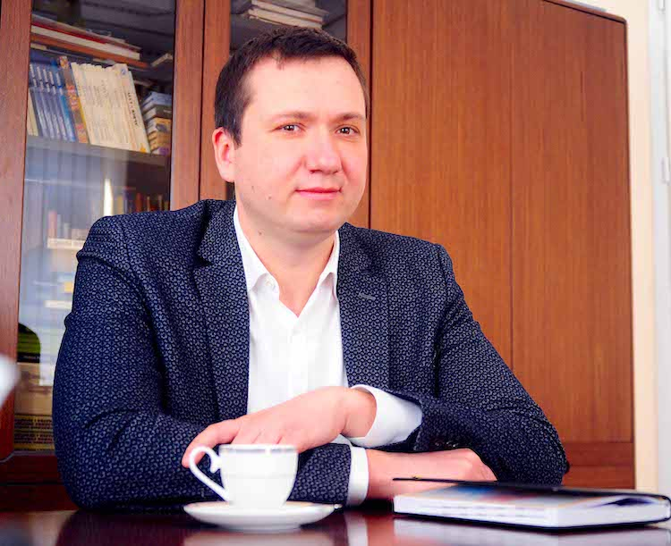 Человек года–2019, номинация, Предприниматель года, Козицкий
