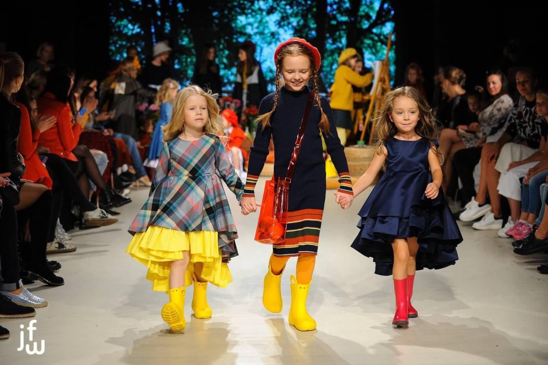 Украинская детская неделя моды в Киеве 17-22 марта