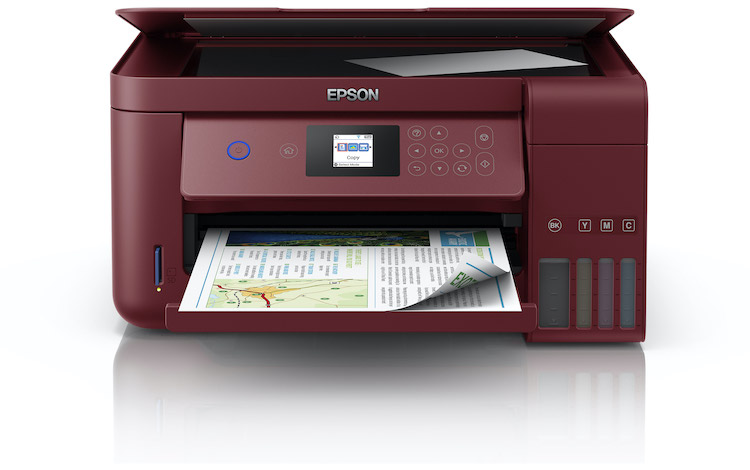 Фабрика печати Epson, принтер для фрилансера
