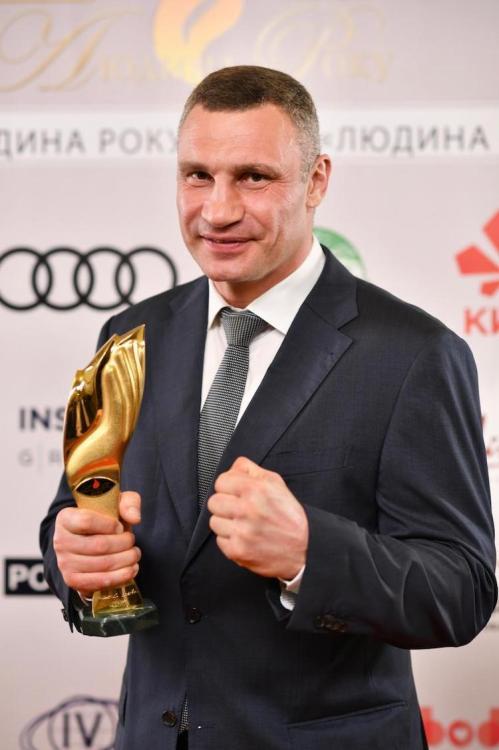 Виталий Кличко, Человек года-2020