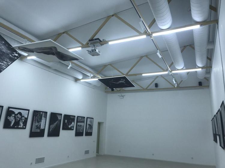 Музей сучасного мистецтва Одеси, технології